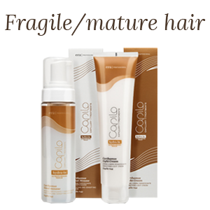 Capilo Hydra-In Fragile and Mature Hair