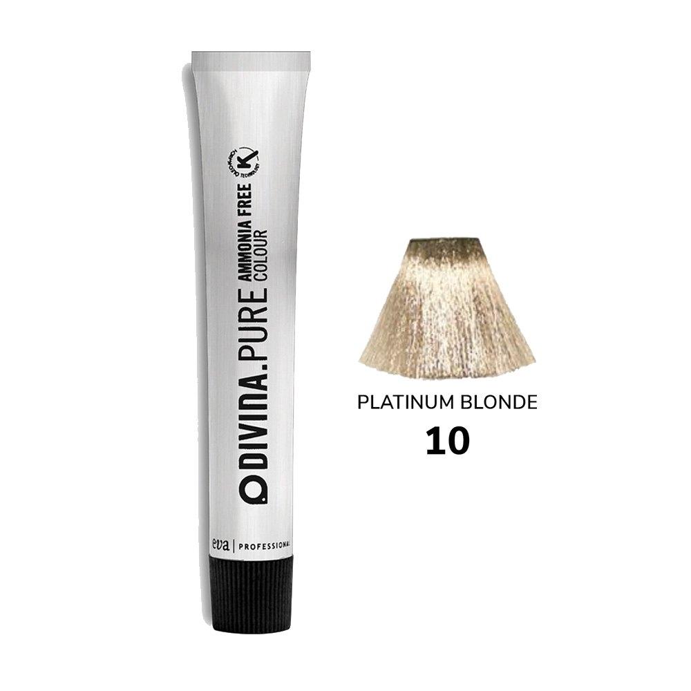 Divina.Pure Naturals no 10 Platinum Blonde