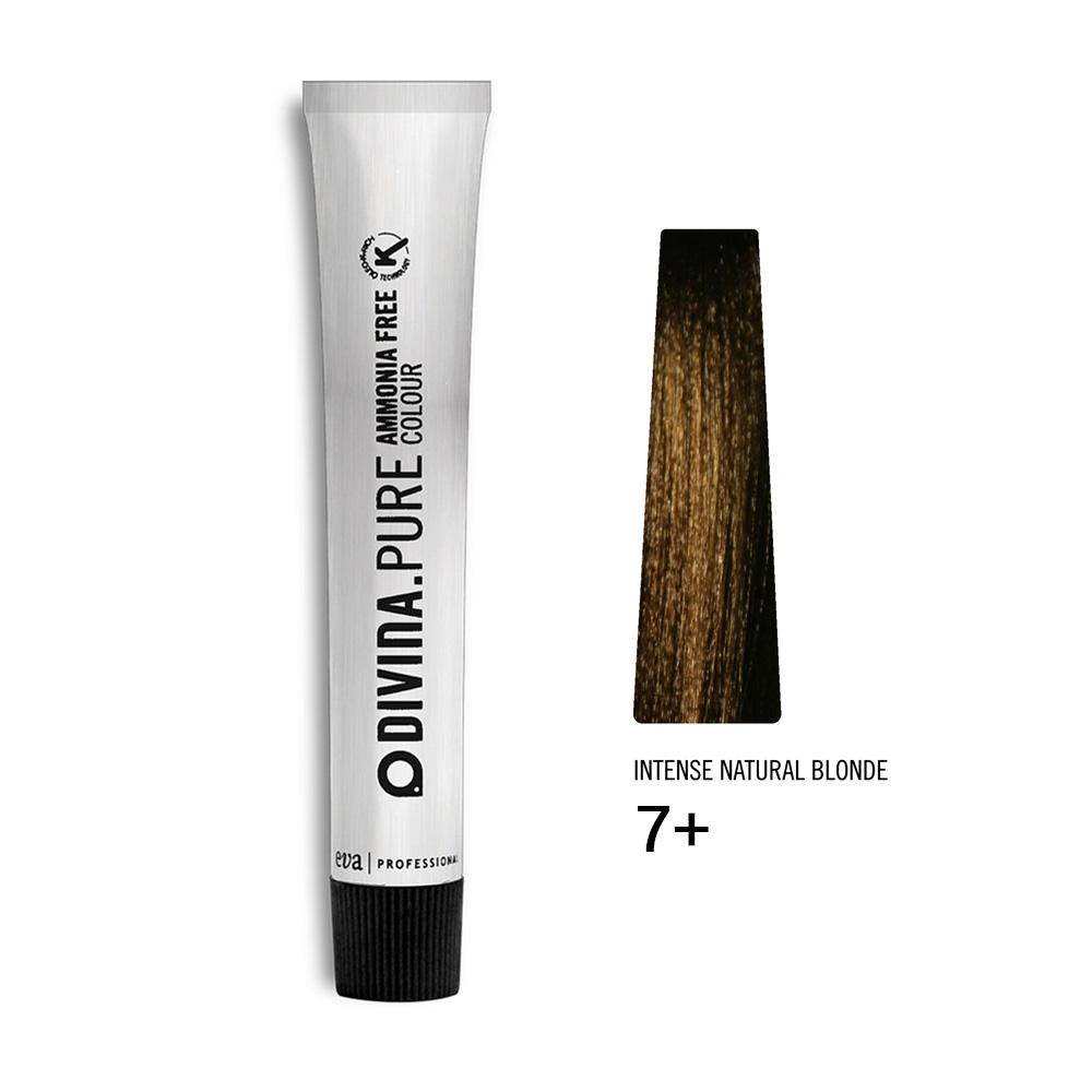 Divina.Pure Naturals Plus no 7+ Intense Natural Blonde