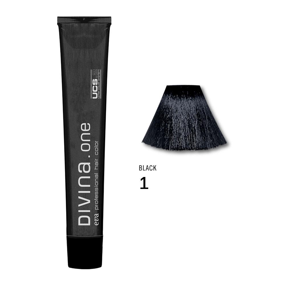 Divina.One Natural nº1 Black