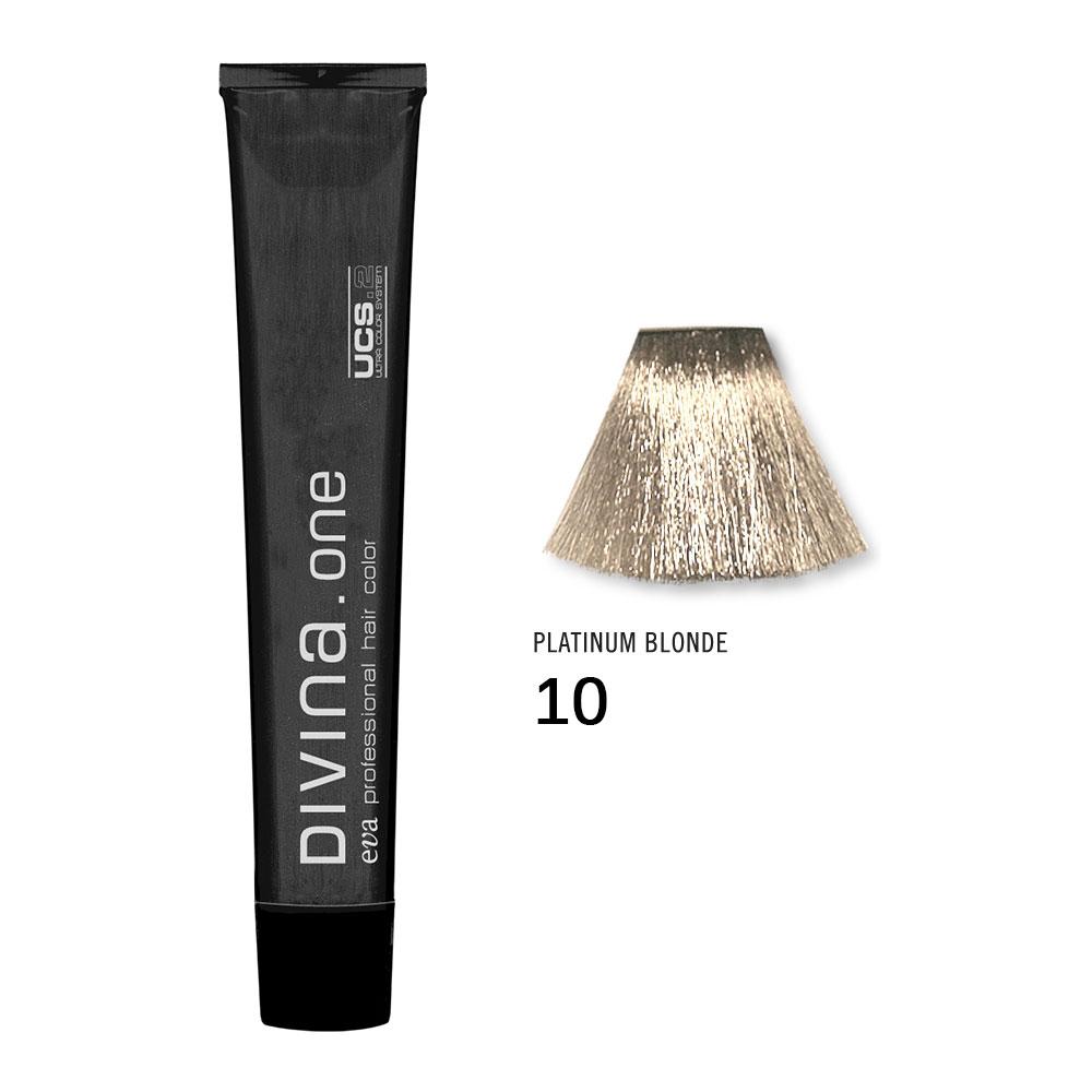 Divina.One Natural nº10 Platinum Blonde