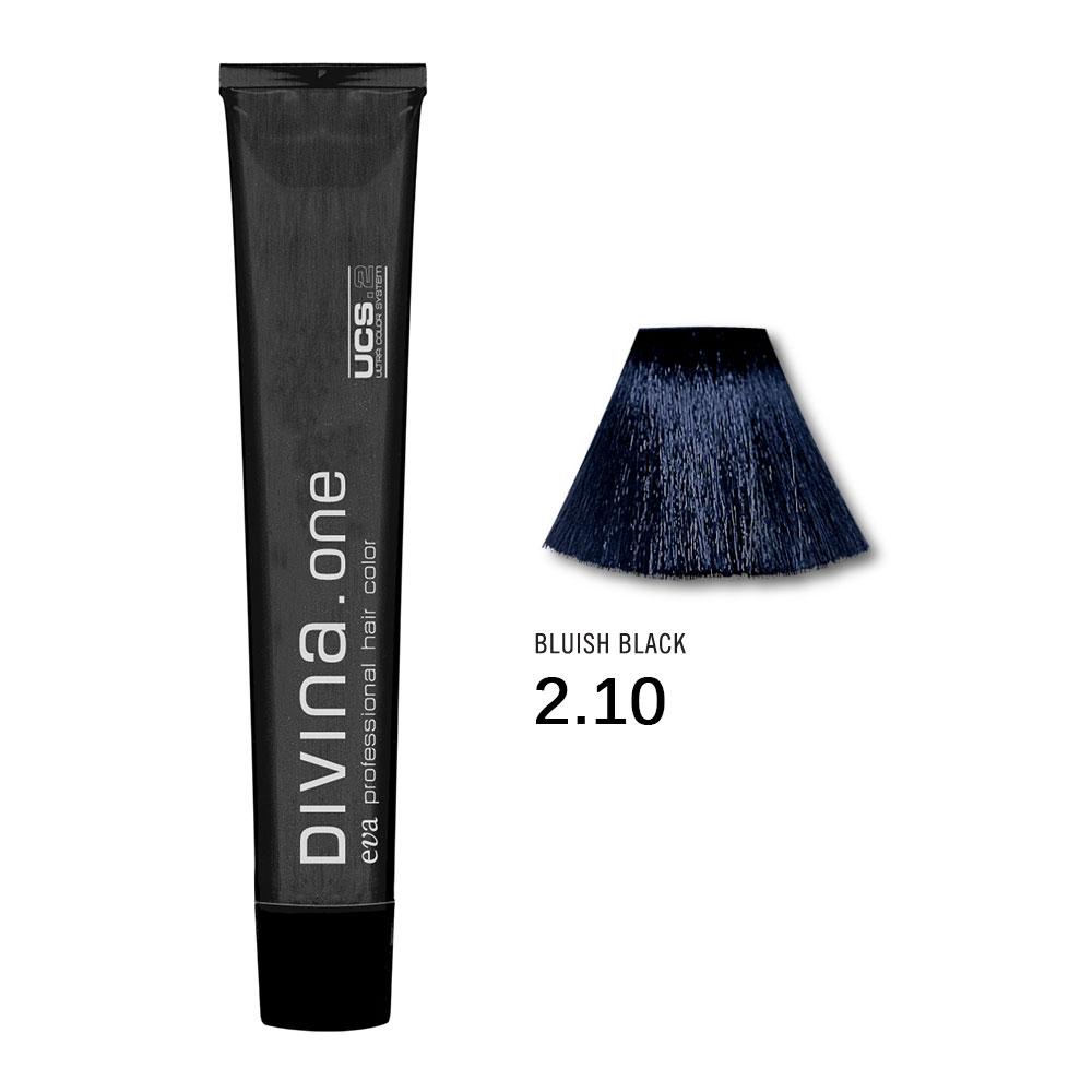 Divina.One Natural nº2.10 Bluish Black