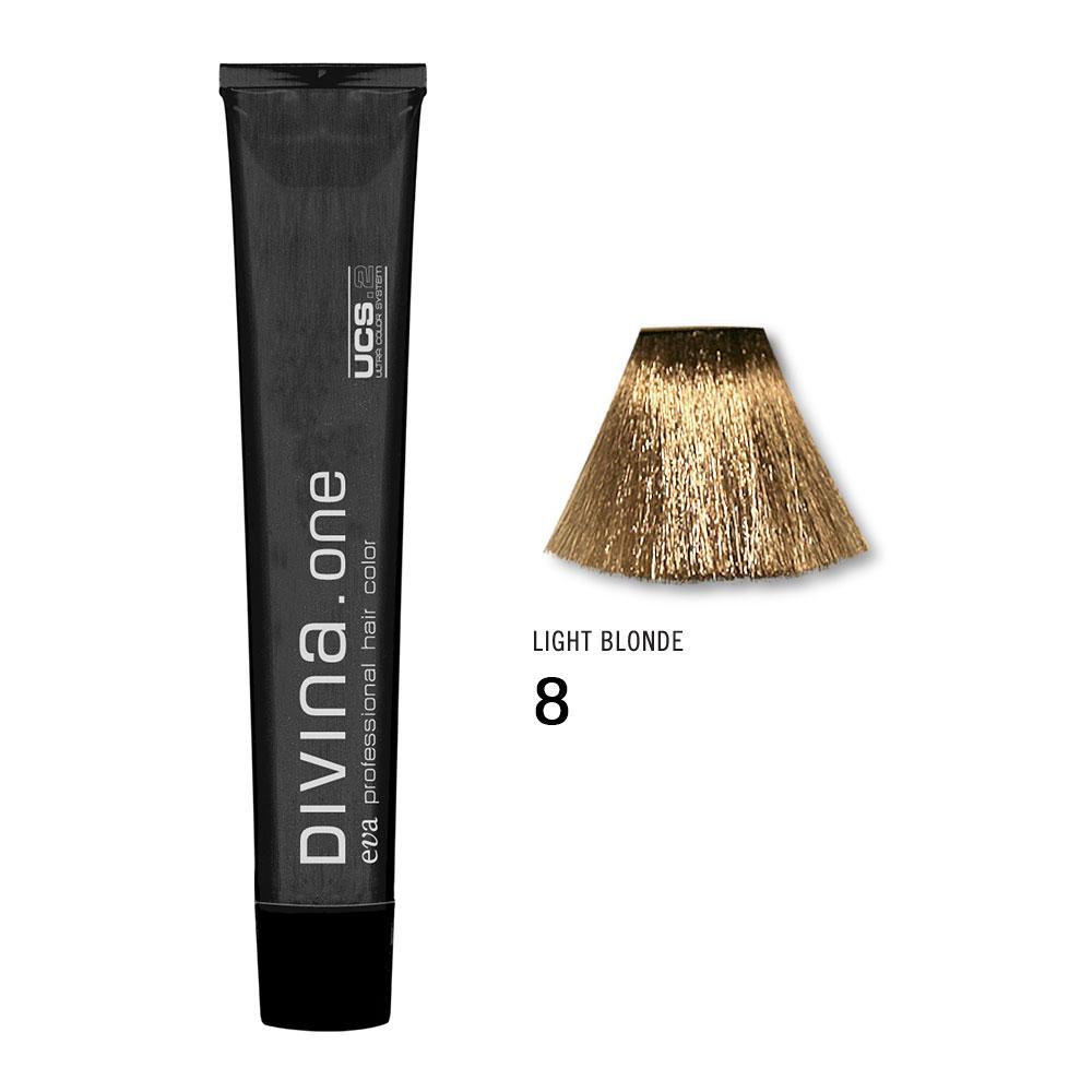 Divina.One Natural nº8 Light Blonde