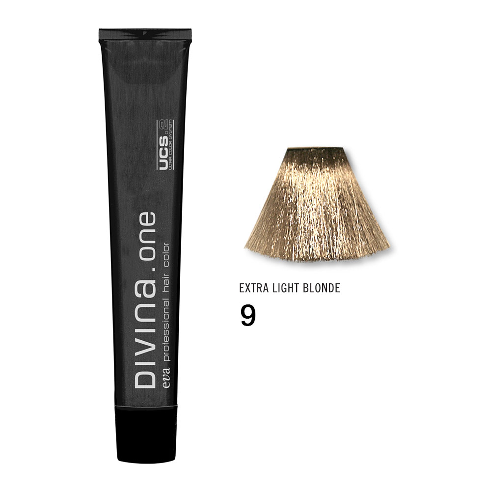 Divina.One Natural nº9 Extra Light Blonde