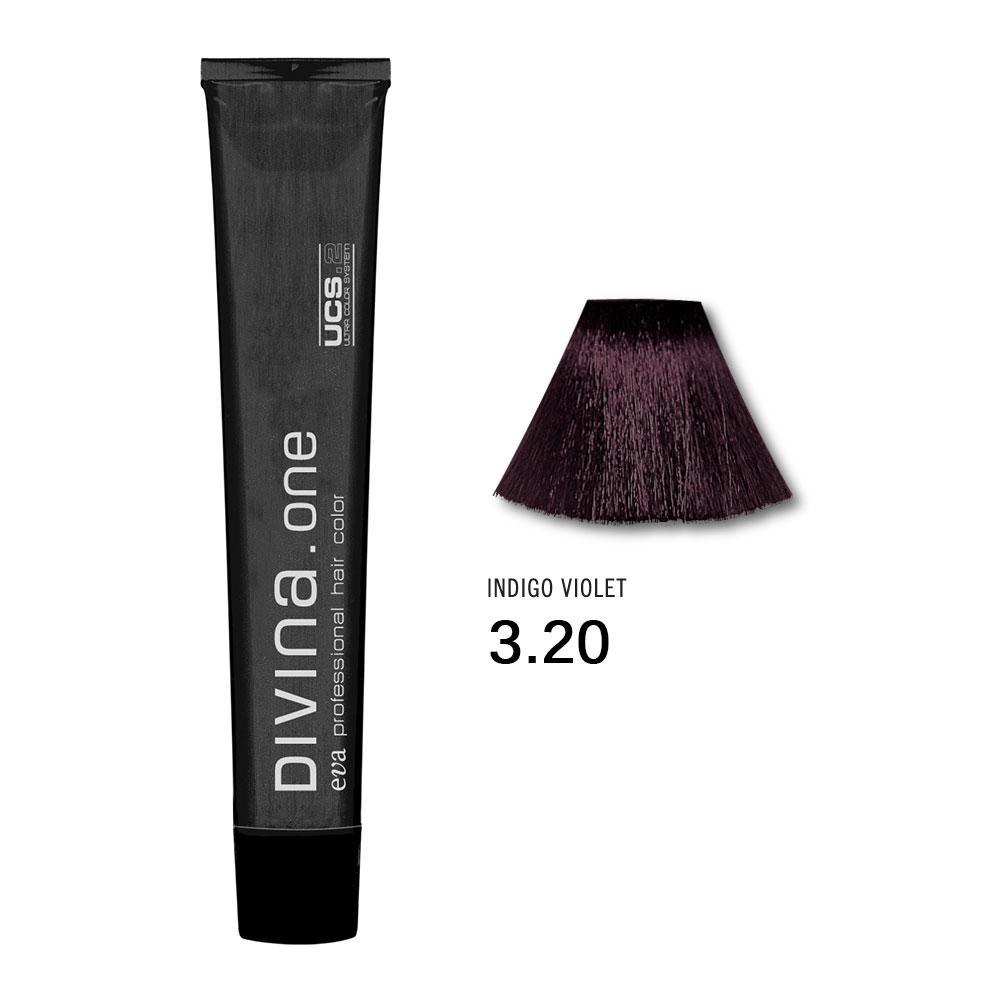 Divina.One Violet nº3.20 Indigo Violet