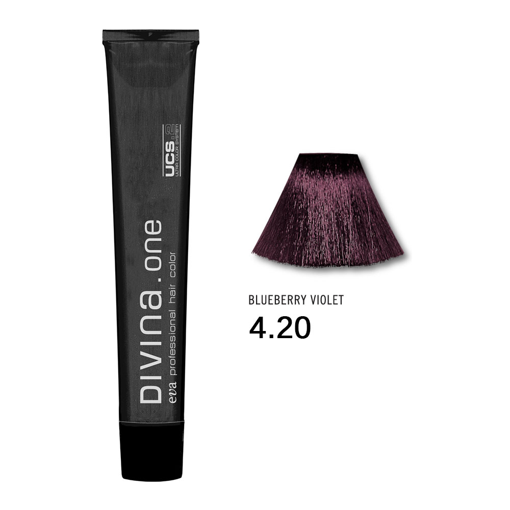 Divina.One Violet nº4.20 Blueberry Violet