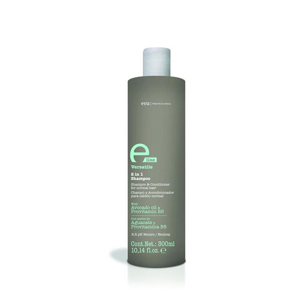 Eline Versatile Shampoo 2 in 1 300ml