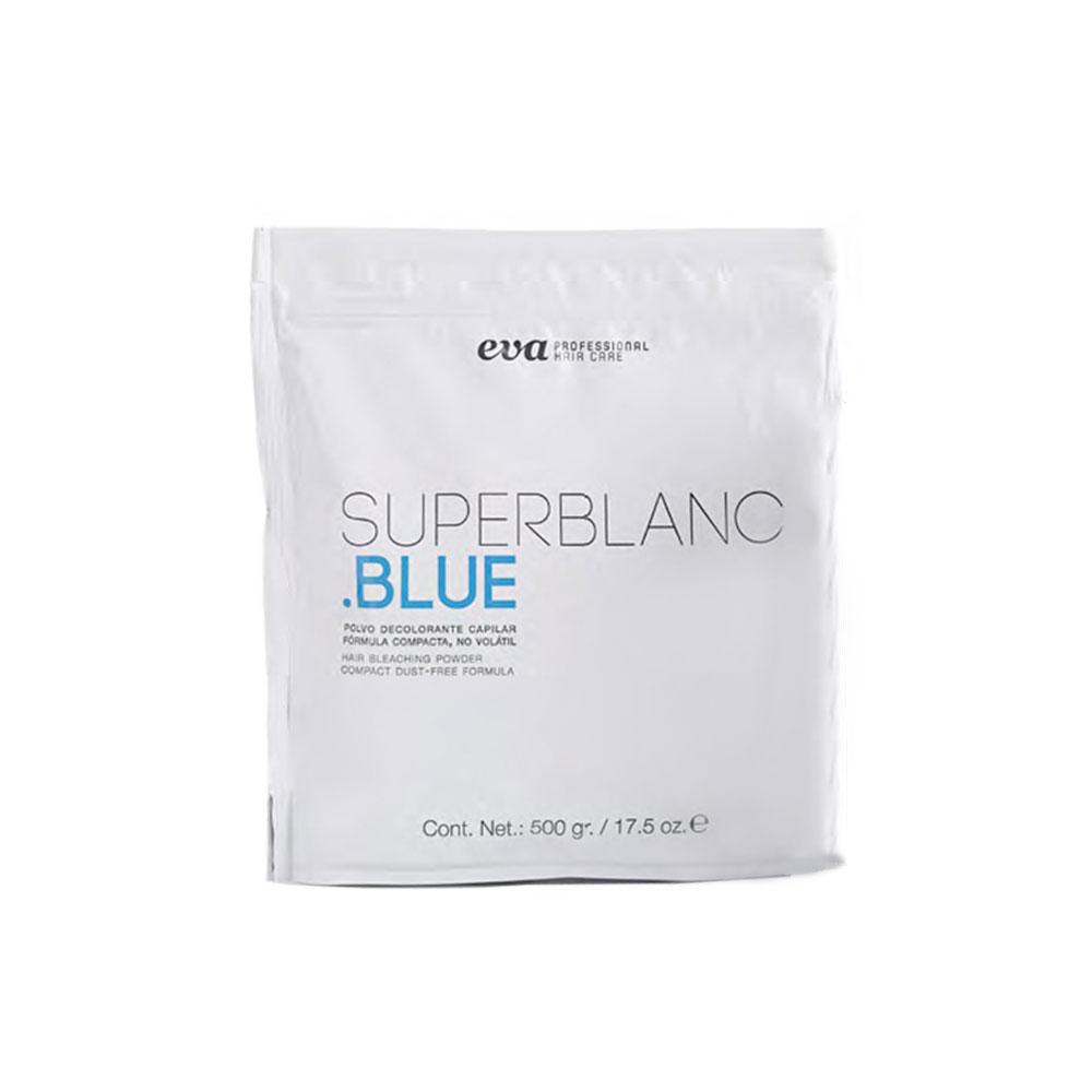 Super Blanc Blue Bleaching Powder 500g