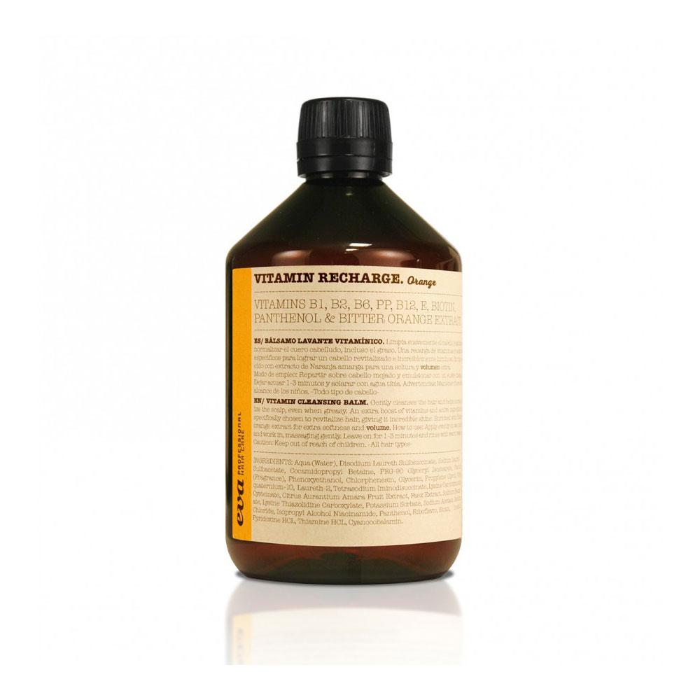 Vitamin Recharge Orange 500 ml