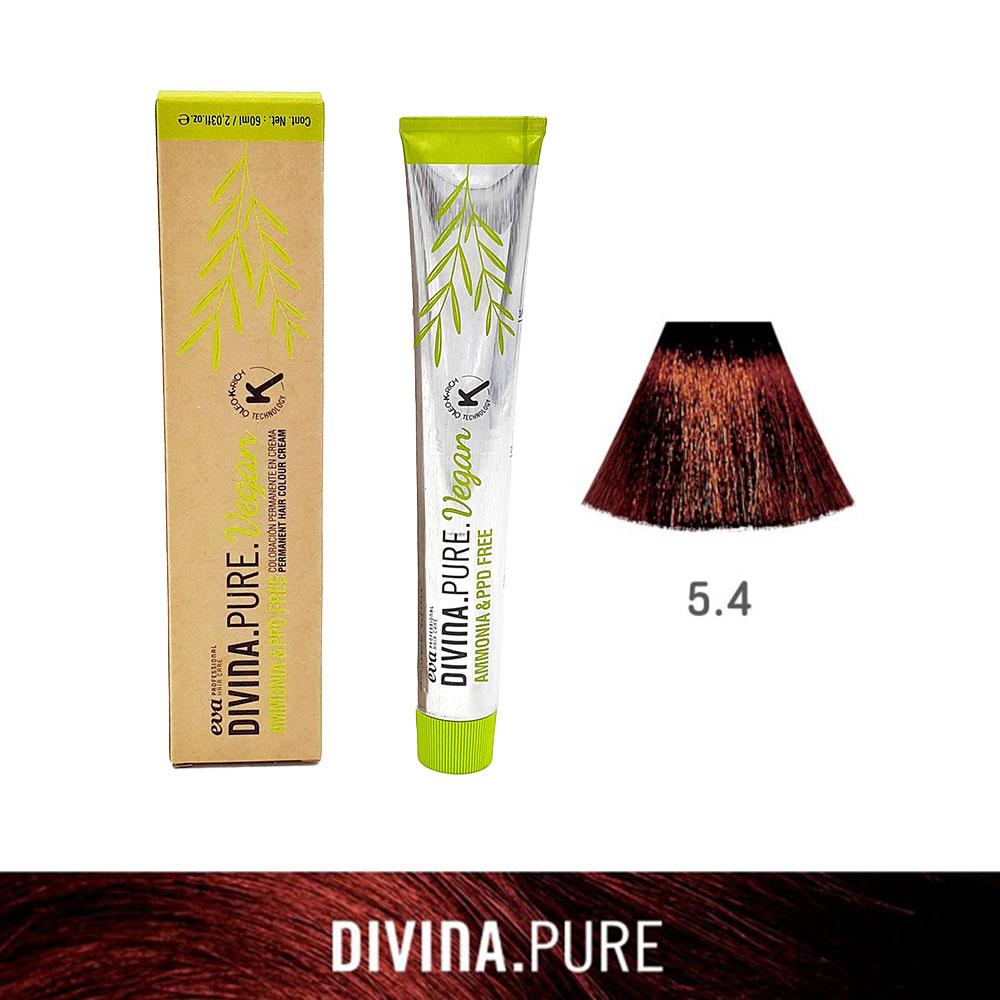 Divina.Pure.Vegan 5.4 60ml