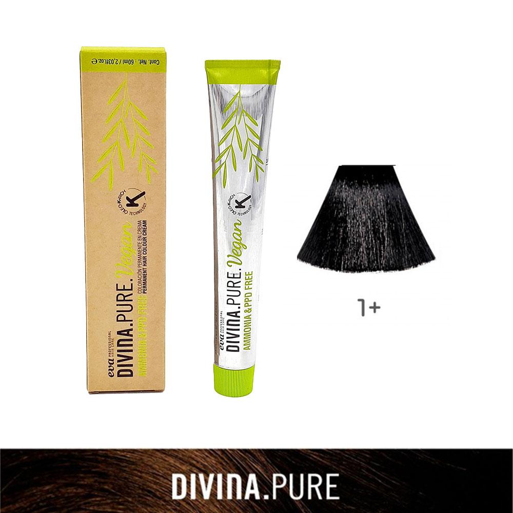 Divina.Pure.Vegan 1+ 60ml