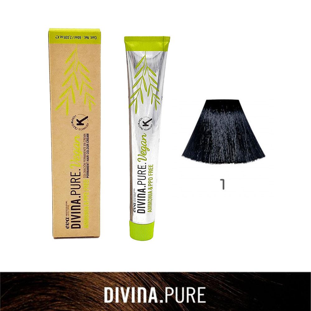 Divina.Pure.Vegan 1 60ml