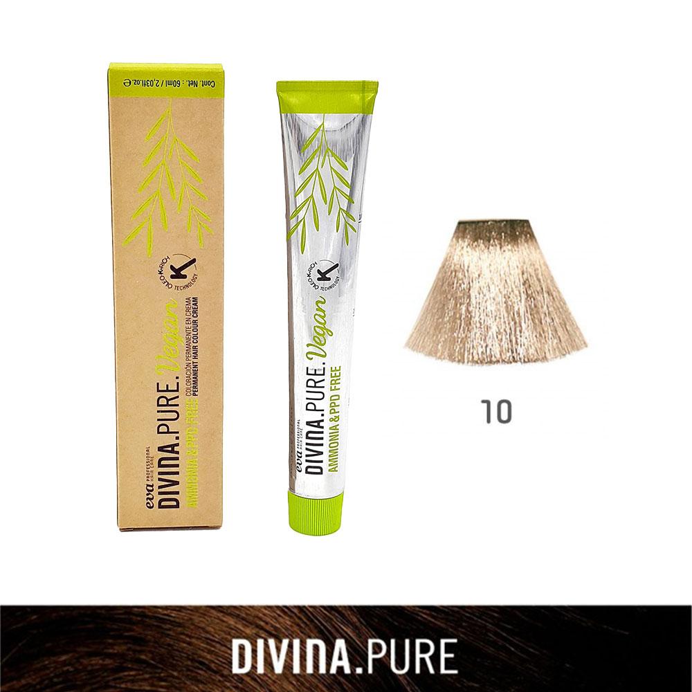 Divina.Pure.Vegan 10 60ml