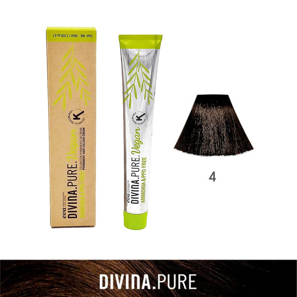 Divina.Pure.Vegan 4 60ml