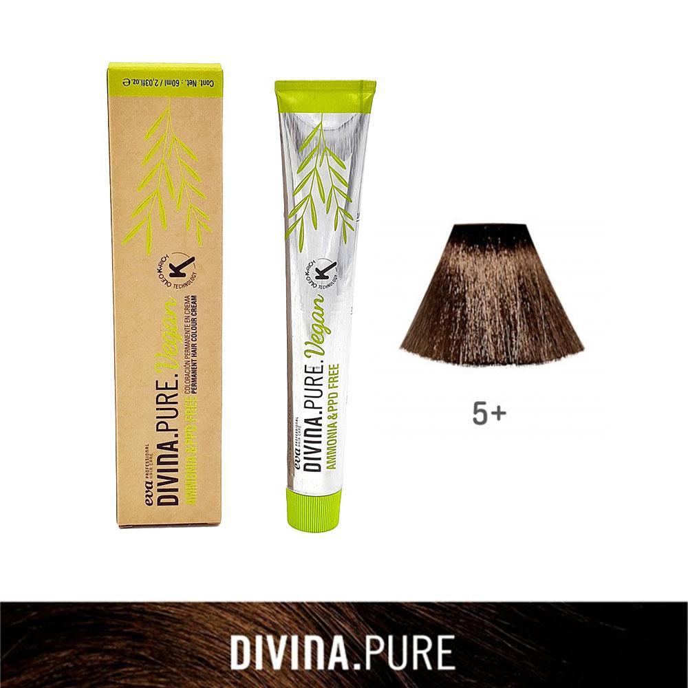 Divina.Pure.Vegan 5+ 60ml