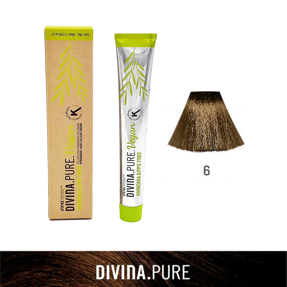 Divina.Pure.Vegan 6 60ml