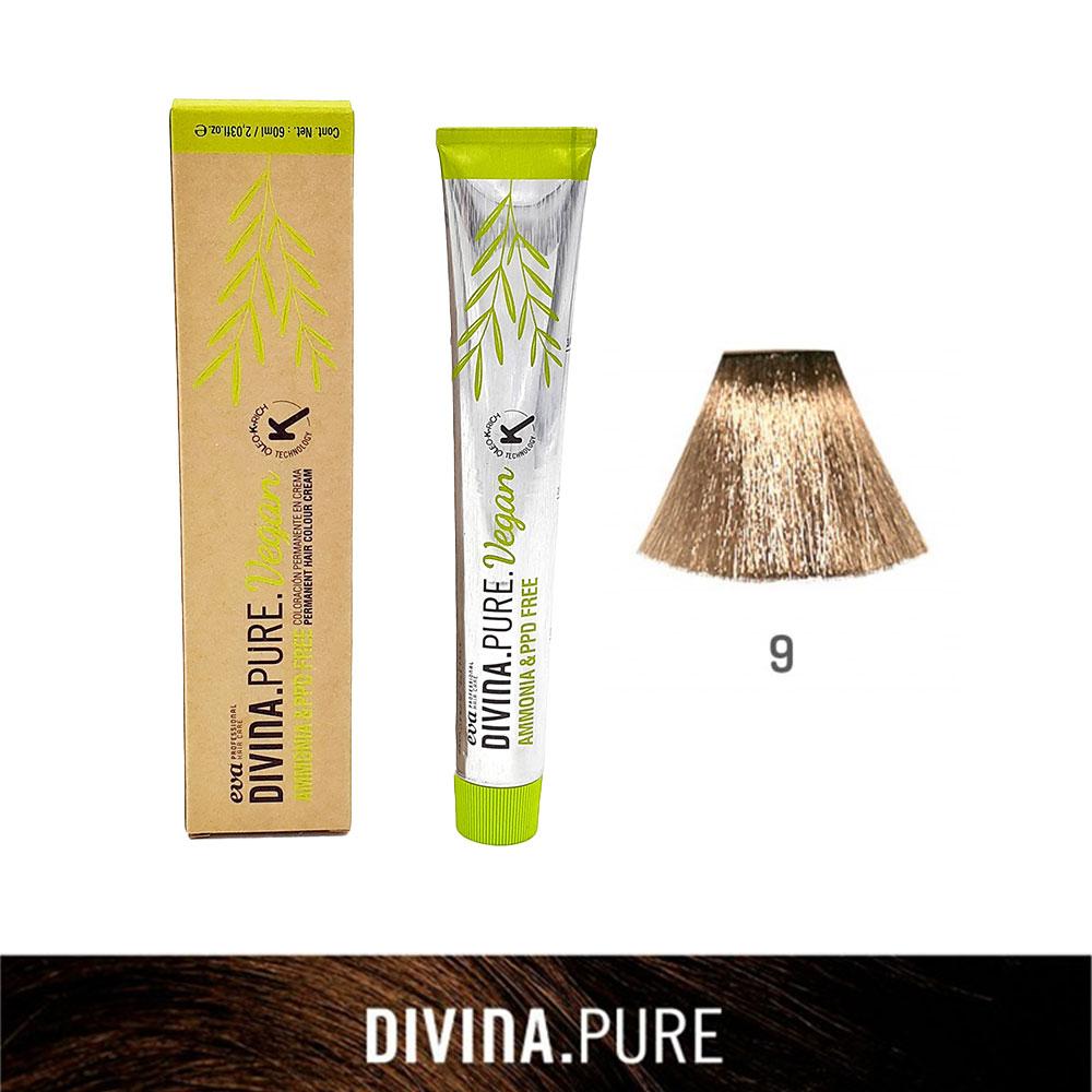 Divina.Pure.Vegan 9 60ml