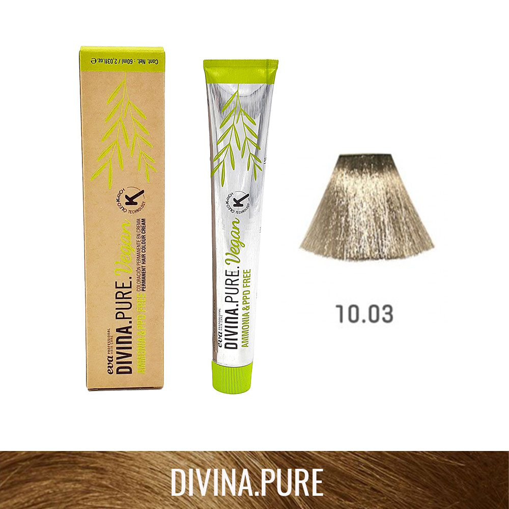 Divina.Pure.Vegan 10.03 60ml