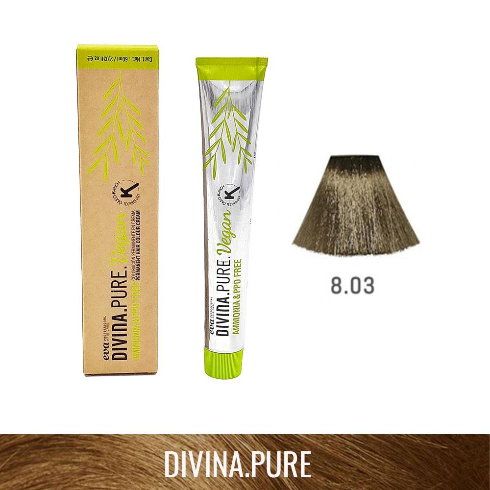 Divina.Pure.Vegan 8.03 60ml