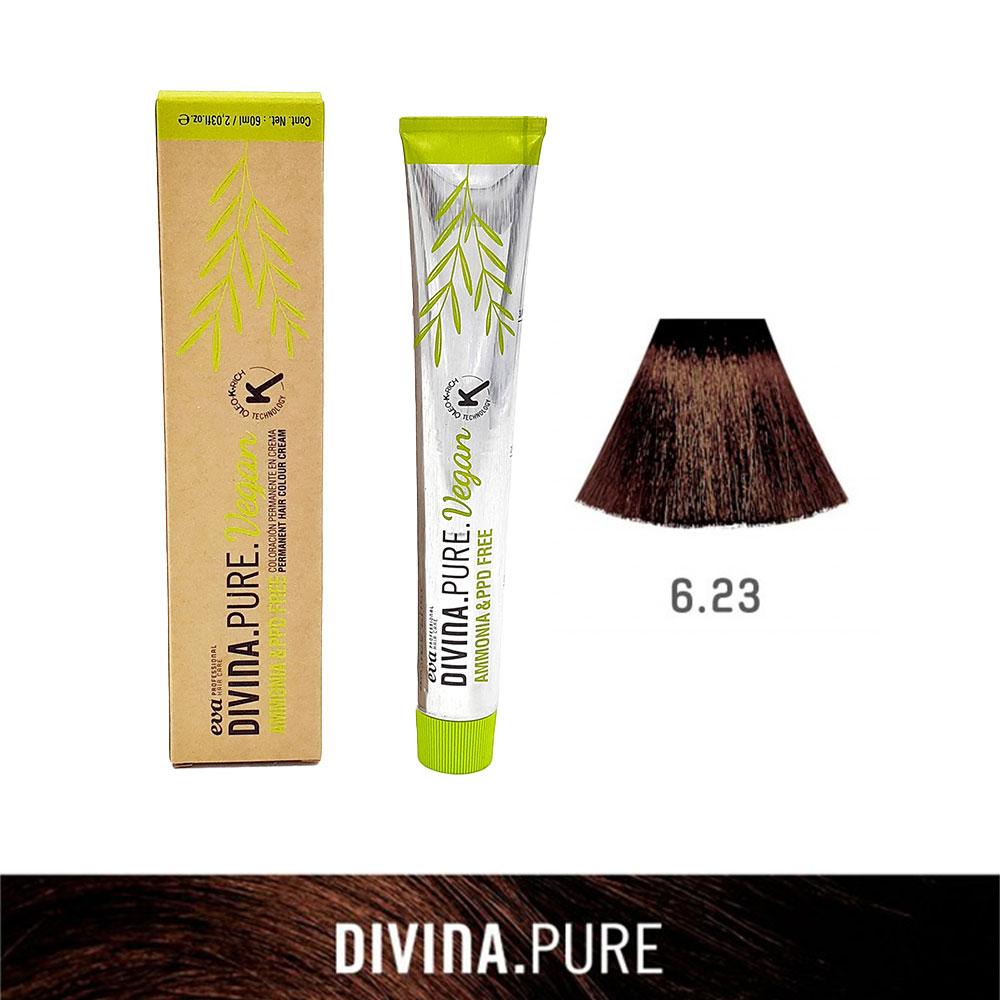 Divina.Pure.Vegan 6.23 60ml