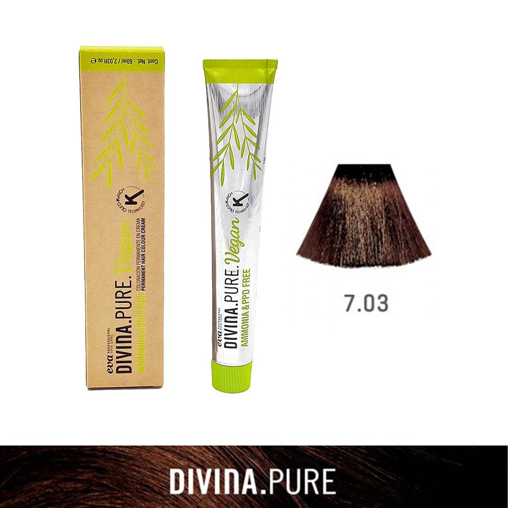 Divina.Pure.Vegan 7.03 60ml