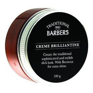 Traditional Barbers Creme Brillantine 100g