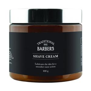 Traditional Barbers Shaving Cream 400g