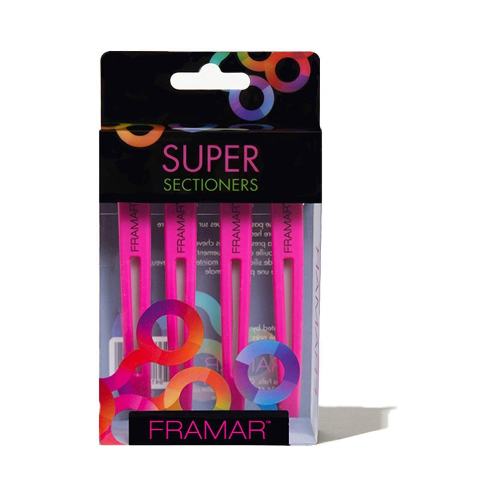 Framar Super Sectioner Pink (4pc)
