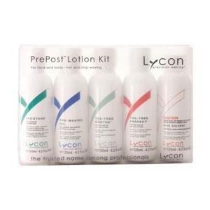 Lycon Pre & Post Lotion Kit