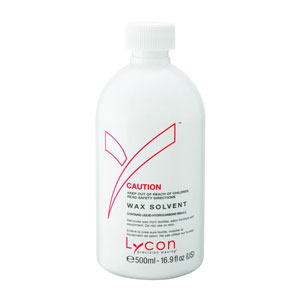 Lycon Wax Solvent 500ml