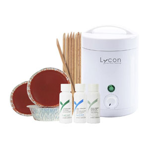 LYCOpro Baby Face Waxing Kit