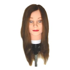 Long Brown Asian Hair
