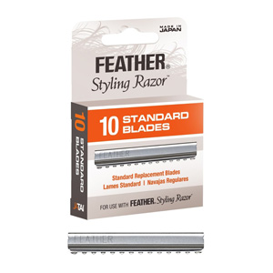 Feather Styling Blades pk of 10