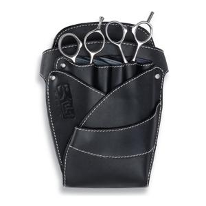 Kasho 5 Scissor Hard Leather Holster