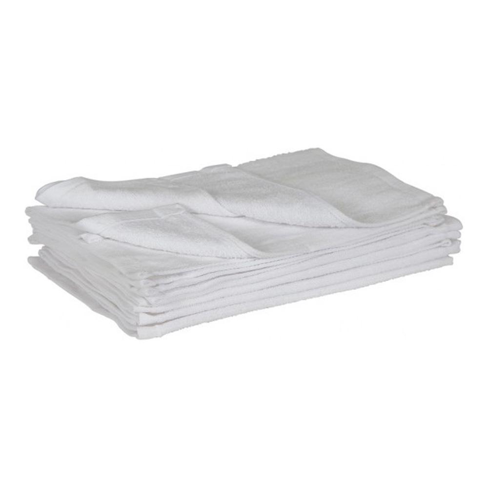 White Salon Towels 10 Pack
