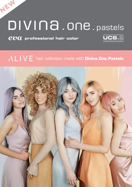 Divina.One Alive Pastel Collection