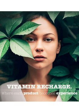 Vitamin Recharge Product & Training Guide